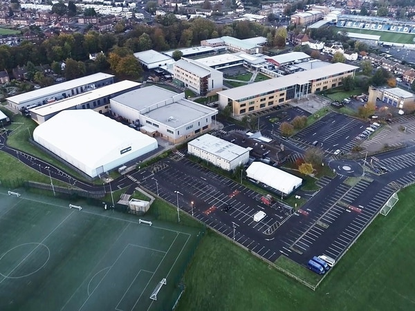 £1.6 million football centre planned for Telford