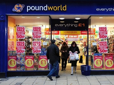 Telford's Poundworld store avoids the axe