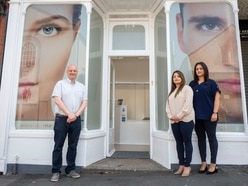 £10k grant helps new laser, skin and body clinic to open