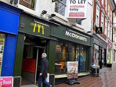 Fashion chain taking over Shrewsbury's old McDonald's restaurant