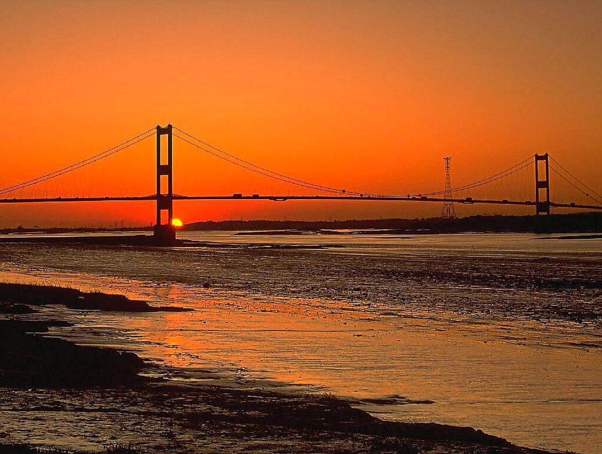 Tolls on the M4 and M48 Severn bridges were axed last year