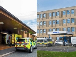 Nine patients stuck on trolleys for more than 12 hours in Shropshire hospitals