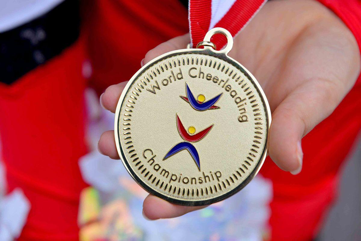 Victoria's medal
