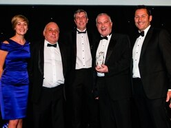 Shropshire Star Excellence in Business Awards 2017: Telford-based Dodd Group named county's best company at glittering ceremony