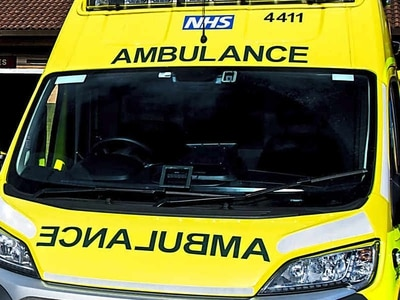 Pedestrian injured after being hit by car near Oswestry