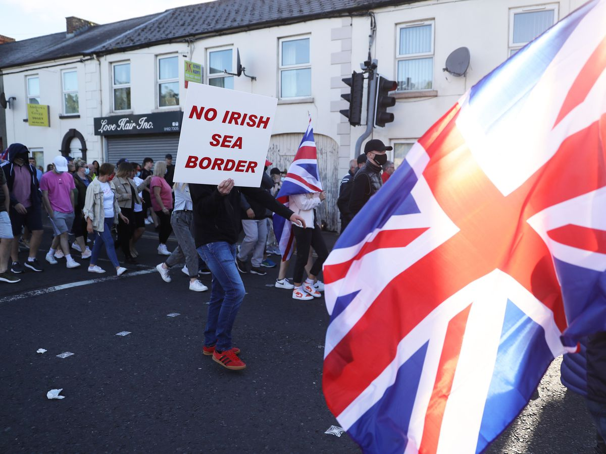 The Northern Ireland Protocol has angered Unionists since being brought in as part of the Brexit terms in January