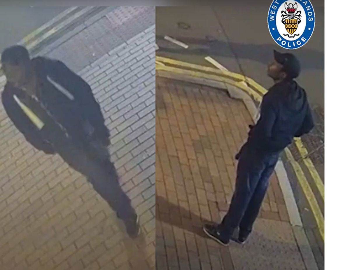 Police are searching for this man after multiple stabbings in Birmingham