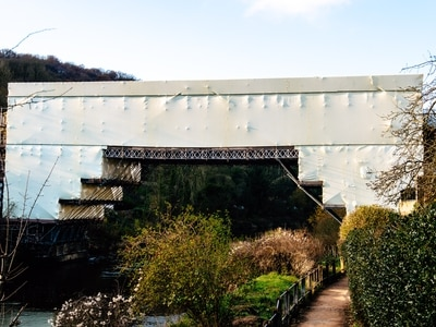 Iron Bridge appeal ends with £47,500