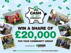 Cash For Your Community 2019 - who do you want to get a share of our £20,000 giveaway?