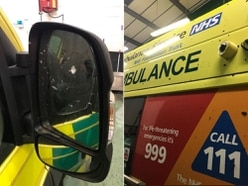 Vandal sentenced over Telford ambulance attack