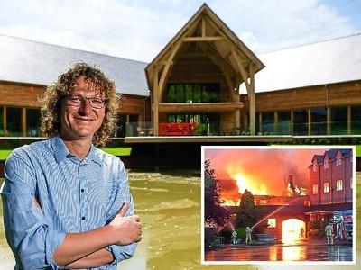Shropshire wedding venue has eyes on prize after rising from ashes of devastating blaze