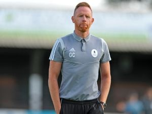 AFC Telford boss Gavin Cowan