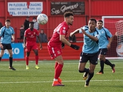 Tamworth 2 Telford 2 - Report and pictures