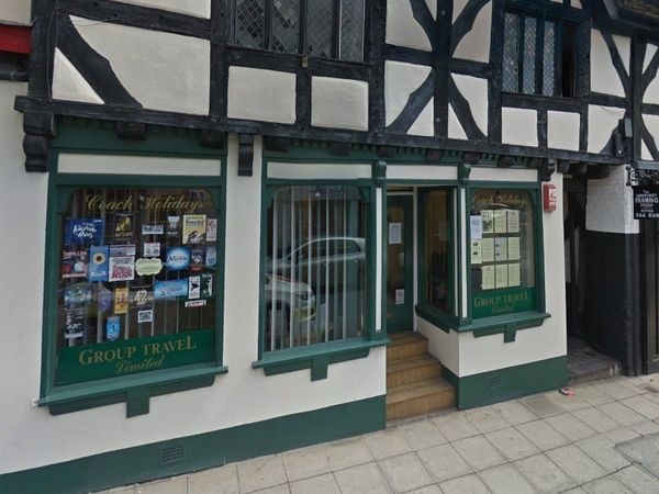 Coach firm's shock closure leaves customers out of pocket as Shrewsbury office shuts