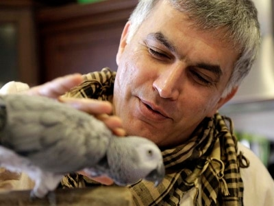 Bahrain sentences human rights activist to five years in prison