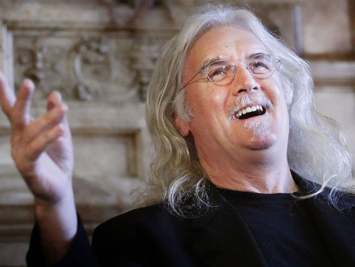 EMBARGOED TO 2230 FRIDAY JUNE 16  File photo dated 20/08/10 of Billy Connolly, who has been awarded a Knighthood in the Queen's Birthday Honours List. PRESS ASSOCIATION Photo. Issue date: Friday June 16, 2017. See PA story HONOURS Main. Photo credit should read: Danny Lawson/PA Wire .