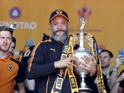 Wolves boss Nuno nominated for LMA manager award