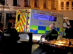 Residents evacuated after suspected car bomb attack in Londonderry