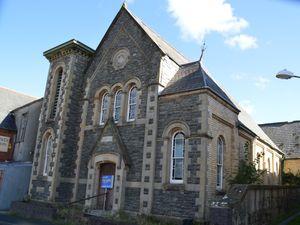 Bethel Hall and chapel