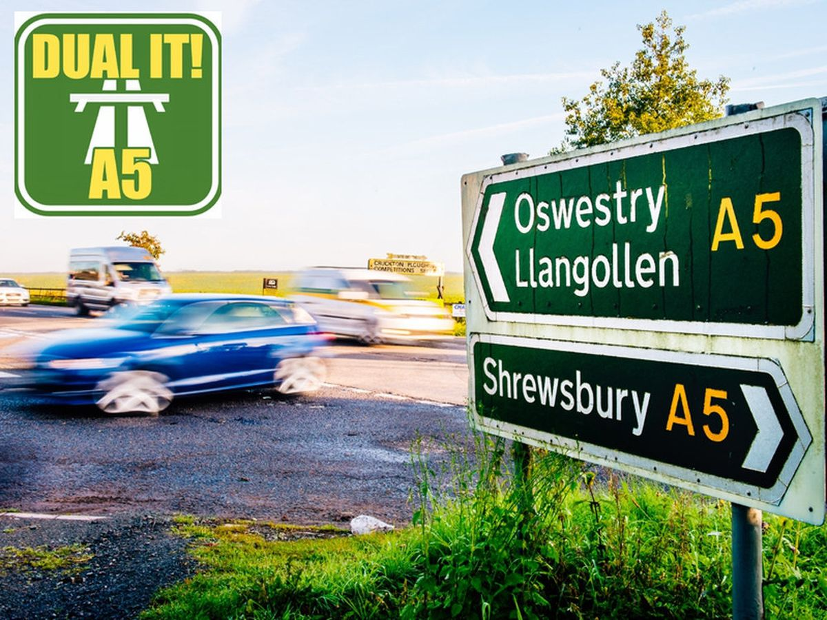 Sign the petition to ge the A5 dualled