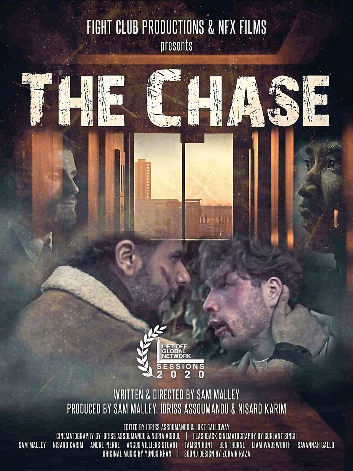 The Chase has received five-star reviews