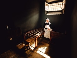 Victorian jail cell attraction opens at Shrewsbury Prison