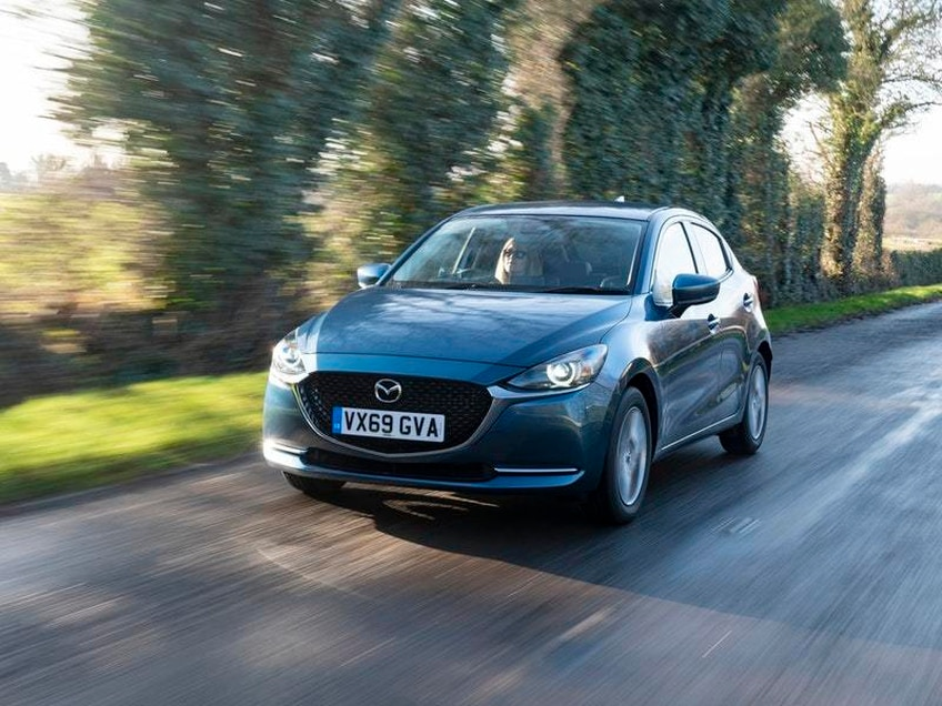 First Drive: Updates bring the Mazda 2 back to supermini crown contention