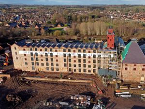 Businesses will be able to move into the Flaxmill from 2022