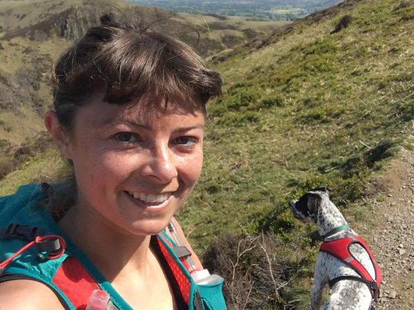 Holly Beaumont, from Mayfair, who is part of the team running the Church Stretton 10k