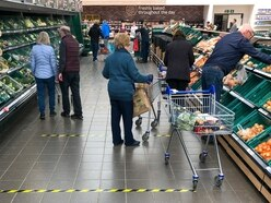 Shropshire Star comment: Credit to the supermarket workers