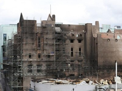MSPs to quiz board chairwoman on Glasgow School of Art fire