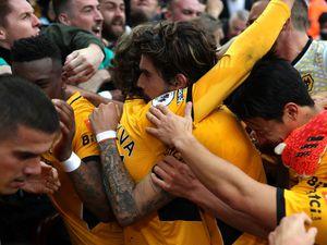 Wolves win it (Getty)