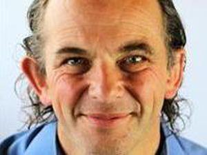 Councillor Peter Roberts
