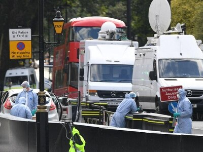 Westminster could be pedestrianised to stop vehicle attacks, Met chief says