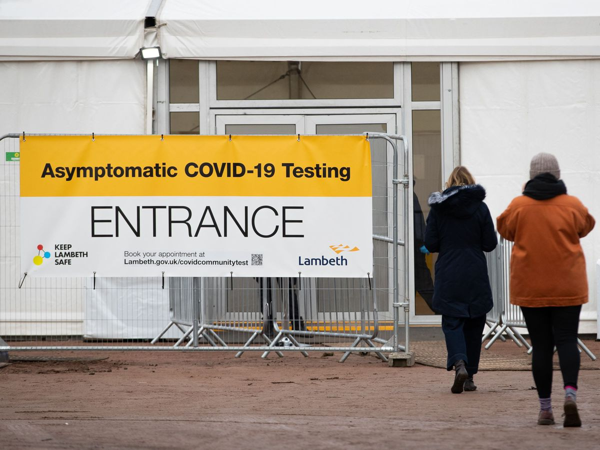 Members of the public could be given a cash incentive to quarantine after a positive test