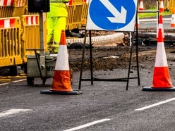 Shrewsbury gas leak causes traffic problems