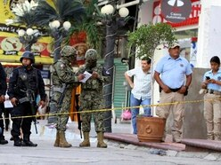 Man arrested after five people killed in shooting at popular Acapulco bar