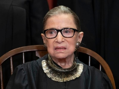 Justice Ruth Ginsburg completes treatment for tumour on pancreas