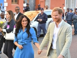 Harry and Meghan bid farewell ahead of Megxit