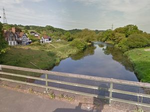 The River Severn at Buildwas. Photo: Google StreetView.