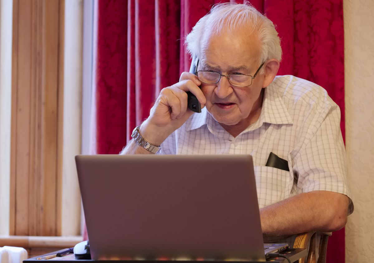 Elderly people are not the only group at risk of falling victim to fraud