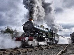 Warning to steam train fans as Clun Castle comes to Ironbridge Gorge