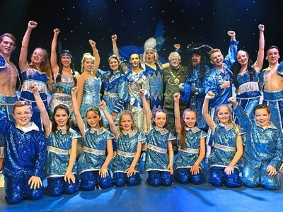 Free Telford panto shows help break the ice