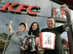 Jobs created as new Telford KFC opens for business