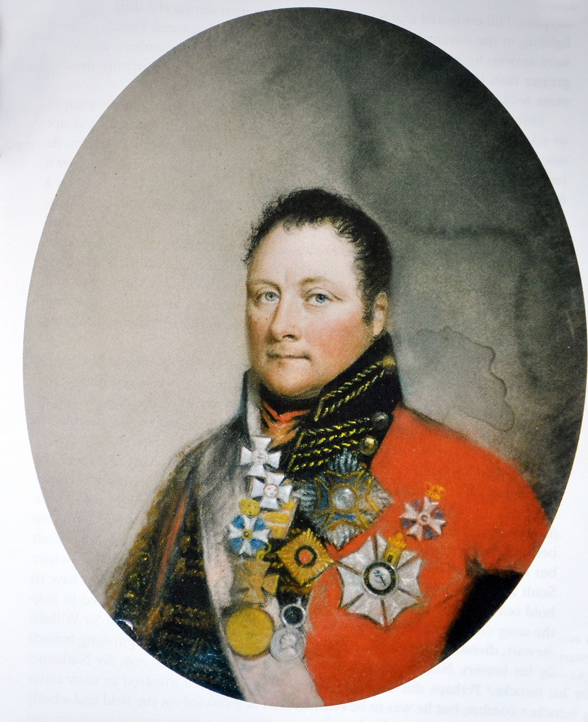 Lord Hill was Shropshire's military hero of the Napoleonic Wars.