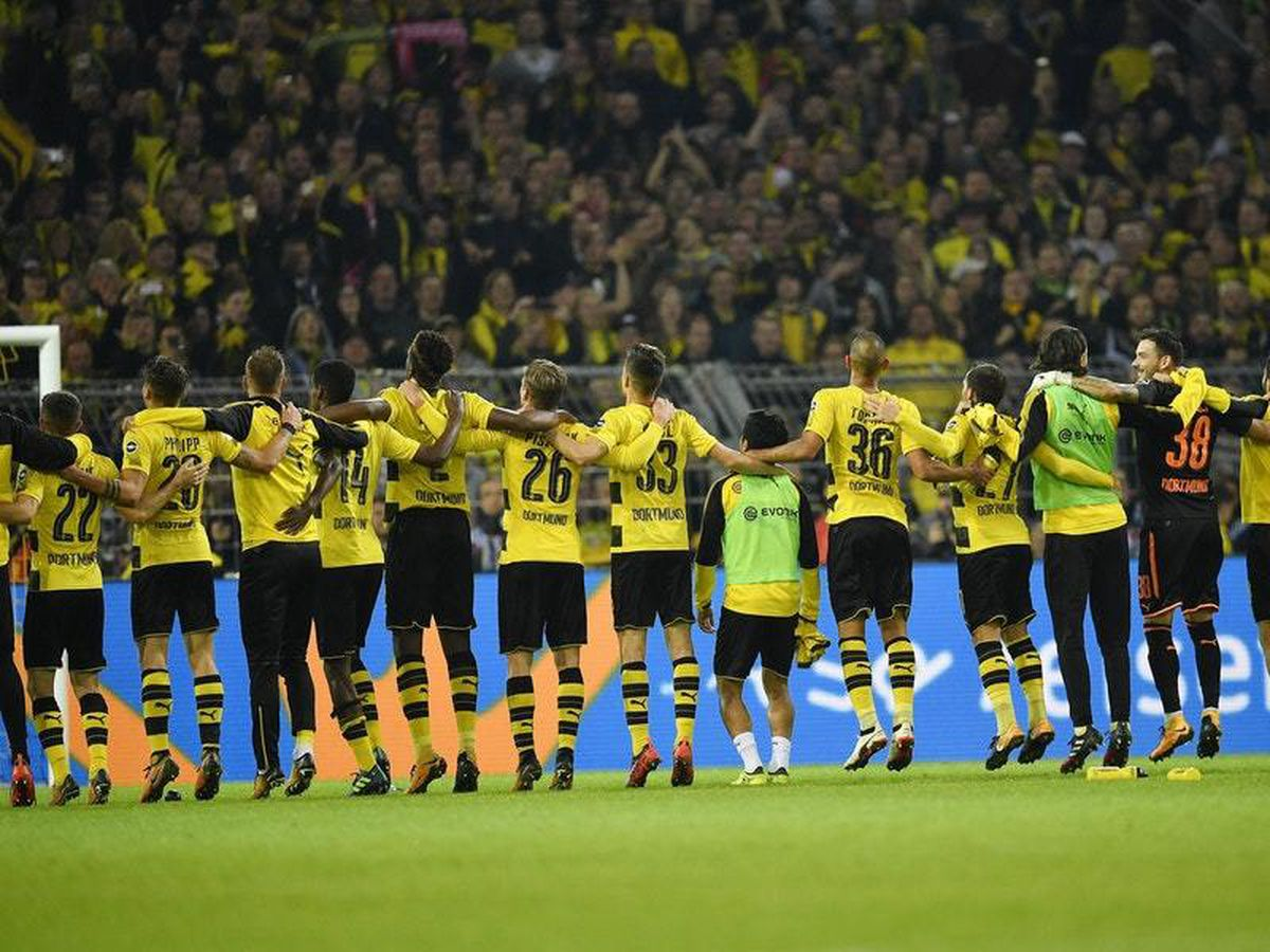Borussia Dortmund's anti-Nazi video is an absolute must ...