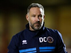 Danny Coyne happy to oversee Shrewsbury management duties until further notice
