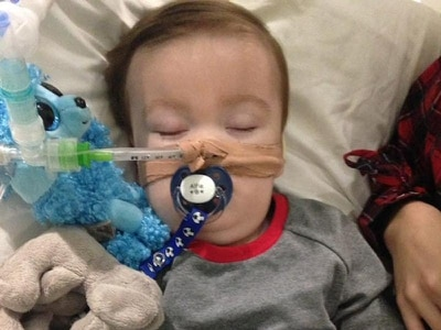 Parents of seriously ill Alfie Evans lose life support fight