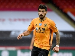 Classy Ruben Neves salutes his Wolves team-mates