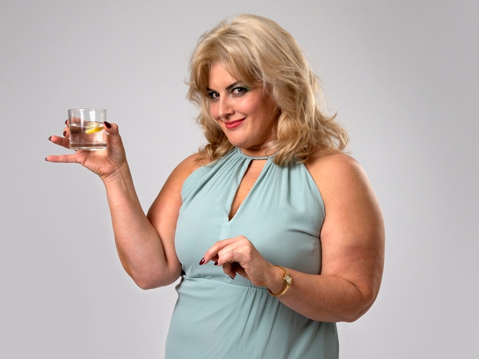 Jodie Prenger is bringing the party